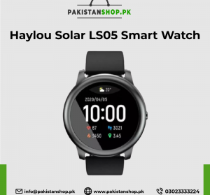 Haylou-Solar-LS05-Smart-Watch