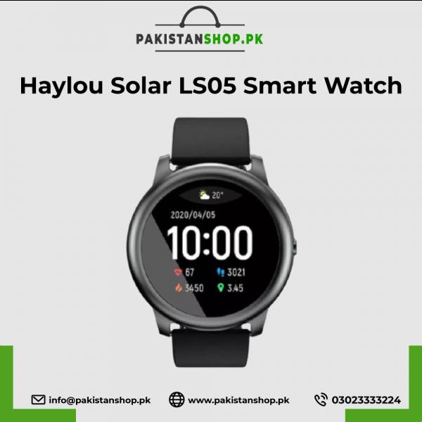 Haylou-Solar-LS05-Smart-Watch