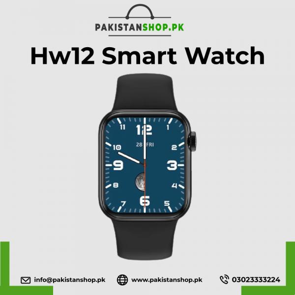 Hw12-Smart-Watch