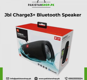 Jbl Charge3+ Bluetooth Speaker Big Packing