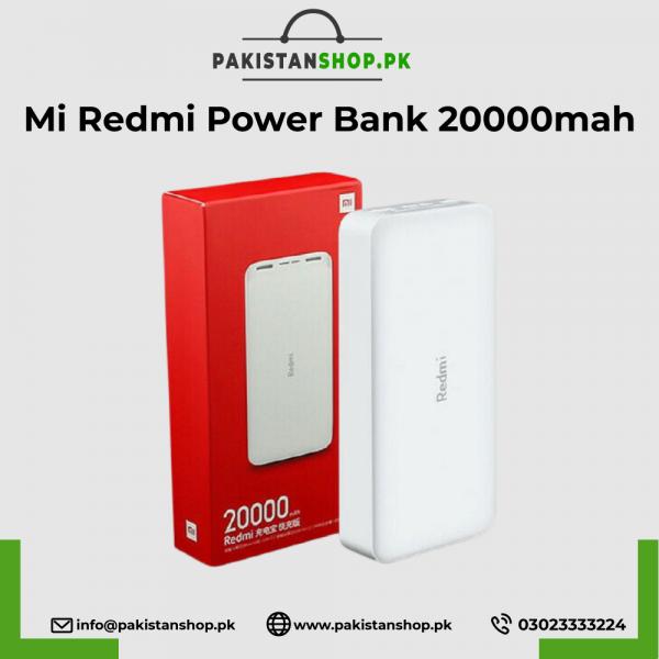 Mi Redmi Power Bank 20000mah