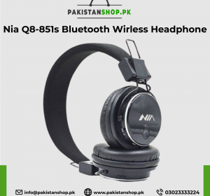 Nia-Q8-851s-Bluetooth-Wirless-Headphone-(Hot-Sale)