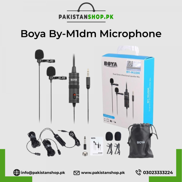 Boya By-M1dm Microphone