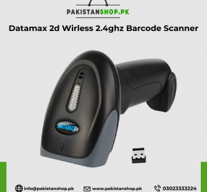 Datamax 2d Wirless 2.4ghz Barcode Scanner