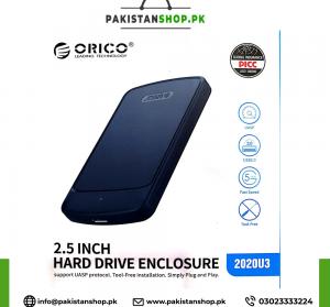 Orico Hdd Case 2.5 Inch 2020u3 3.0 New Model
