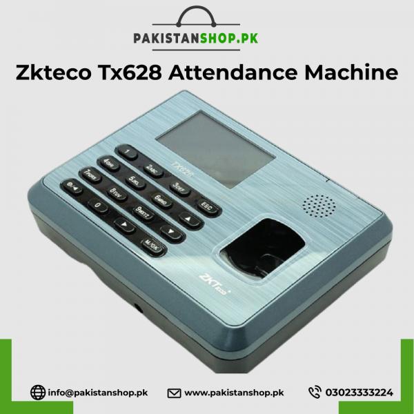 Zkteco Tx628 Attendance Machine